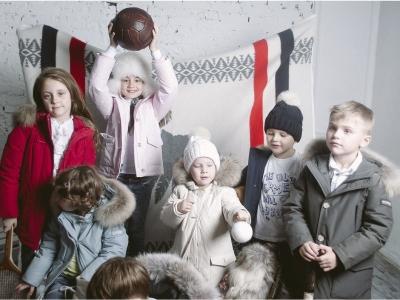 LOOKBOOK: WOOLRICH KIDS