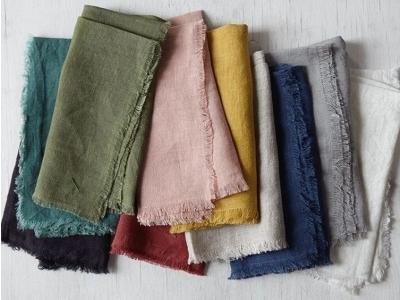 Органические ткани в одежде Ostriv