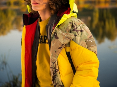 То, что греет  — новая коллекция курток GRIFFIN