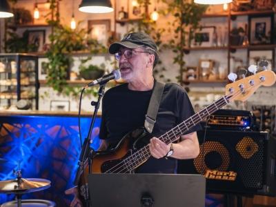«Jazz для взрослых!» с Алексеем Коганом в Ostriv