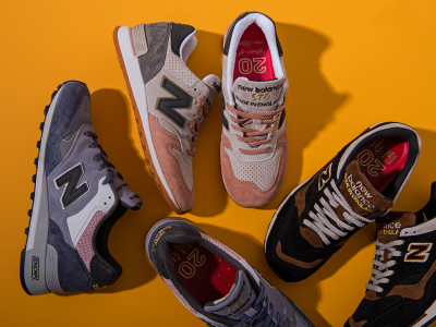 «Year of the Rat» — ваши особенные New Balance