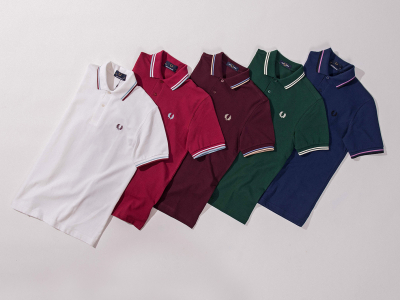 Fred Perry. Made in England
