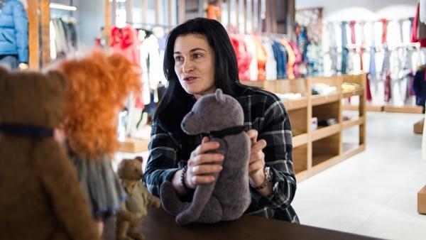 Коллекция, которая начались с любимой игрушки в детстве: мишки Тедди