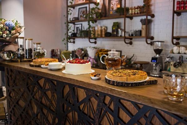 Пироги в Ostriv
