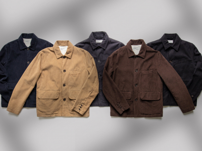 UNIVERSAL WORKS. Унікальний мікс workwear и military від Девіда Кейта