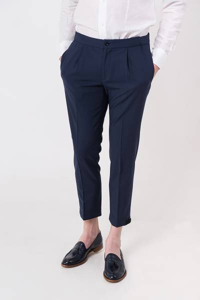 брюки incotex men trousers