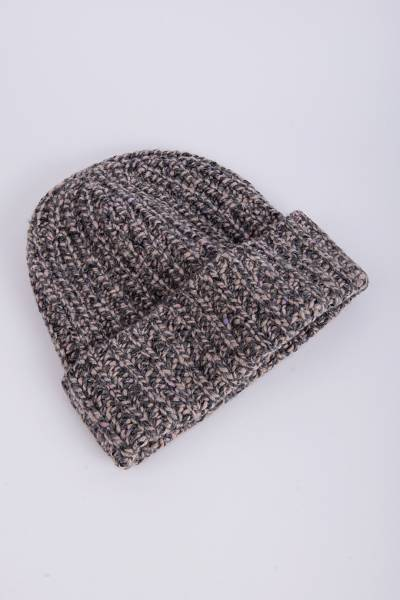шапка johnstons of elgin donegal ribbed hat