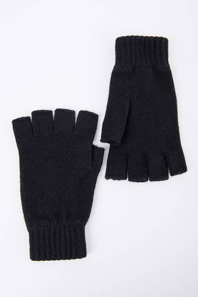 перчатки johnstons of elgin fingerless gloves