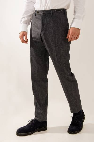 брюки PT01 из шерсти