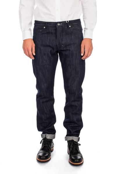 джинсы IMjiT35020 из хлопка selvage denim