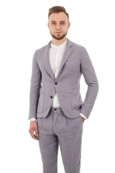 пиджак Itineris из льна и шелка