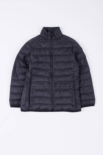 куртка barbour kids b.intl boys crossover quilt