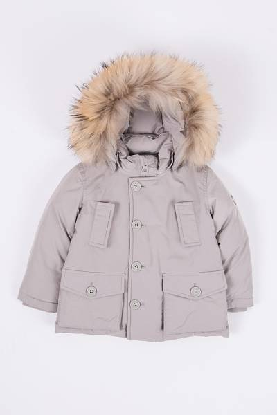 пуховик woolrich kids baby luxury parka