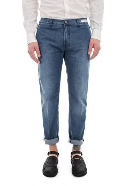 джинсы Richard J.Brown из хлопка и эластана