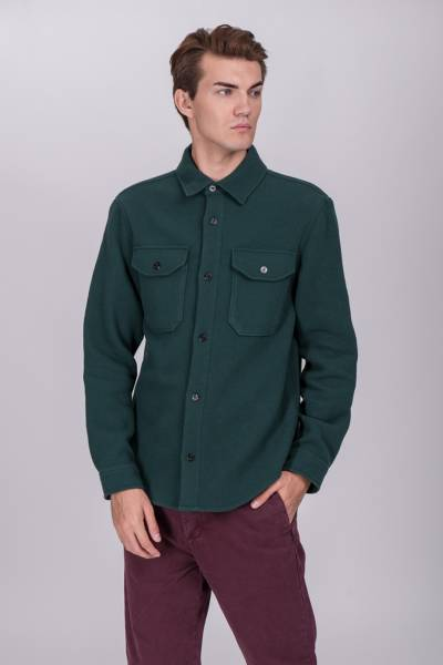 рубашка woolrich alaskan over shirt