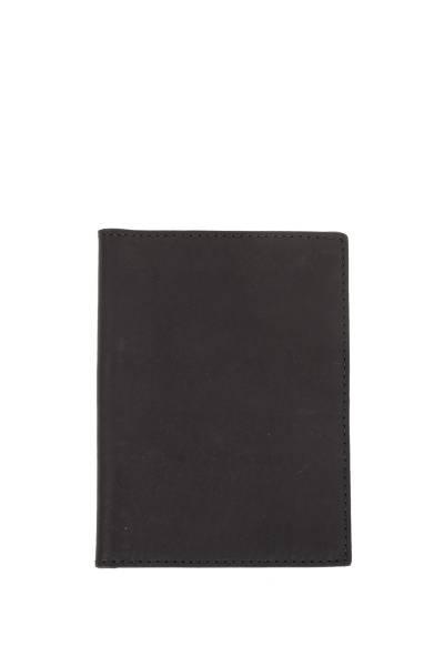 обложка Shinola для паспорта из натуральной кожи