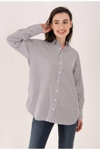 рубашка woolrich хлопковая