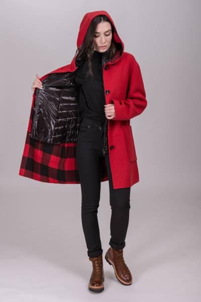 пальто woolrich w's 3in1 hershey coat