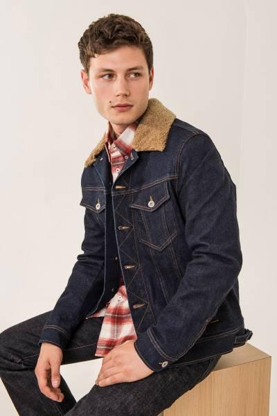 куртка Woolrich из денима