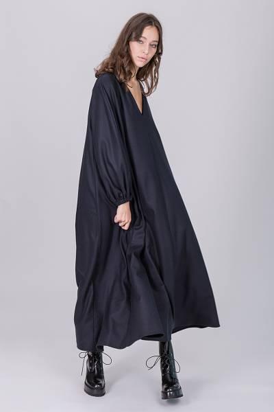 платье barena venezia dress nera