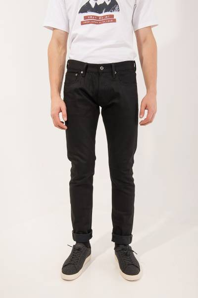 джинсы c.o.f. studio m3 reg tapered unwashed