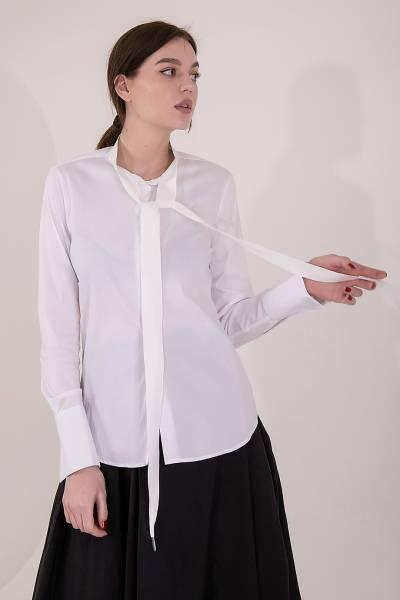 блуза balossa из хлопка