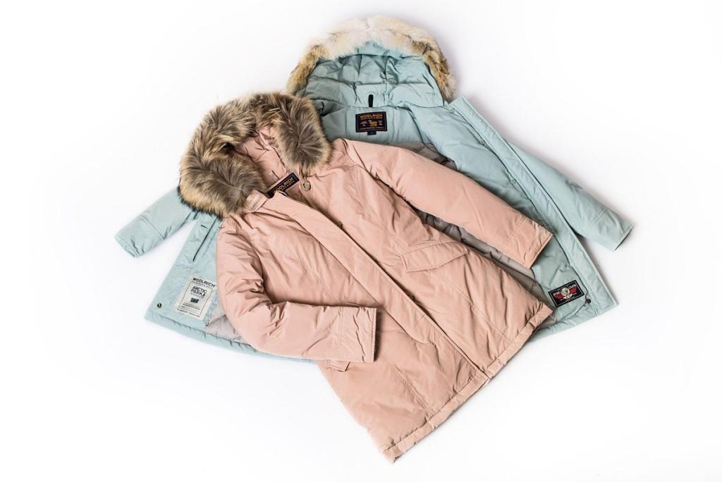Woolrich одежда