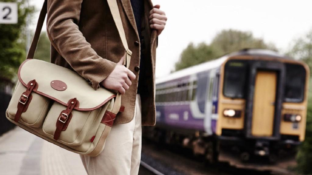 стиль мужских сумок JOHN CHAPMAN