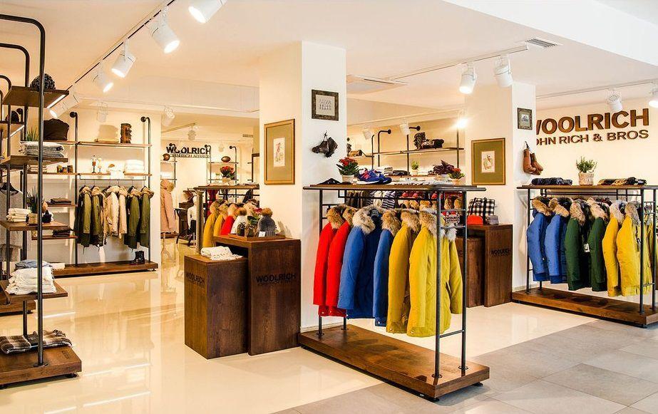 Woolrich бренд для журнала Ветер