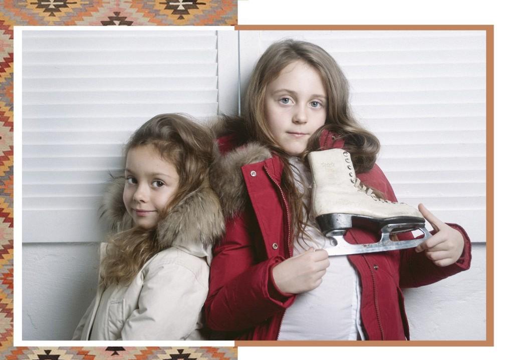 детские образы woolrich