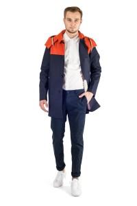 модель мужской одежды Hancock & Tenue de Nîmes