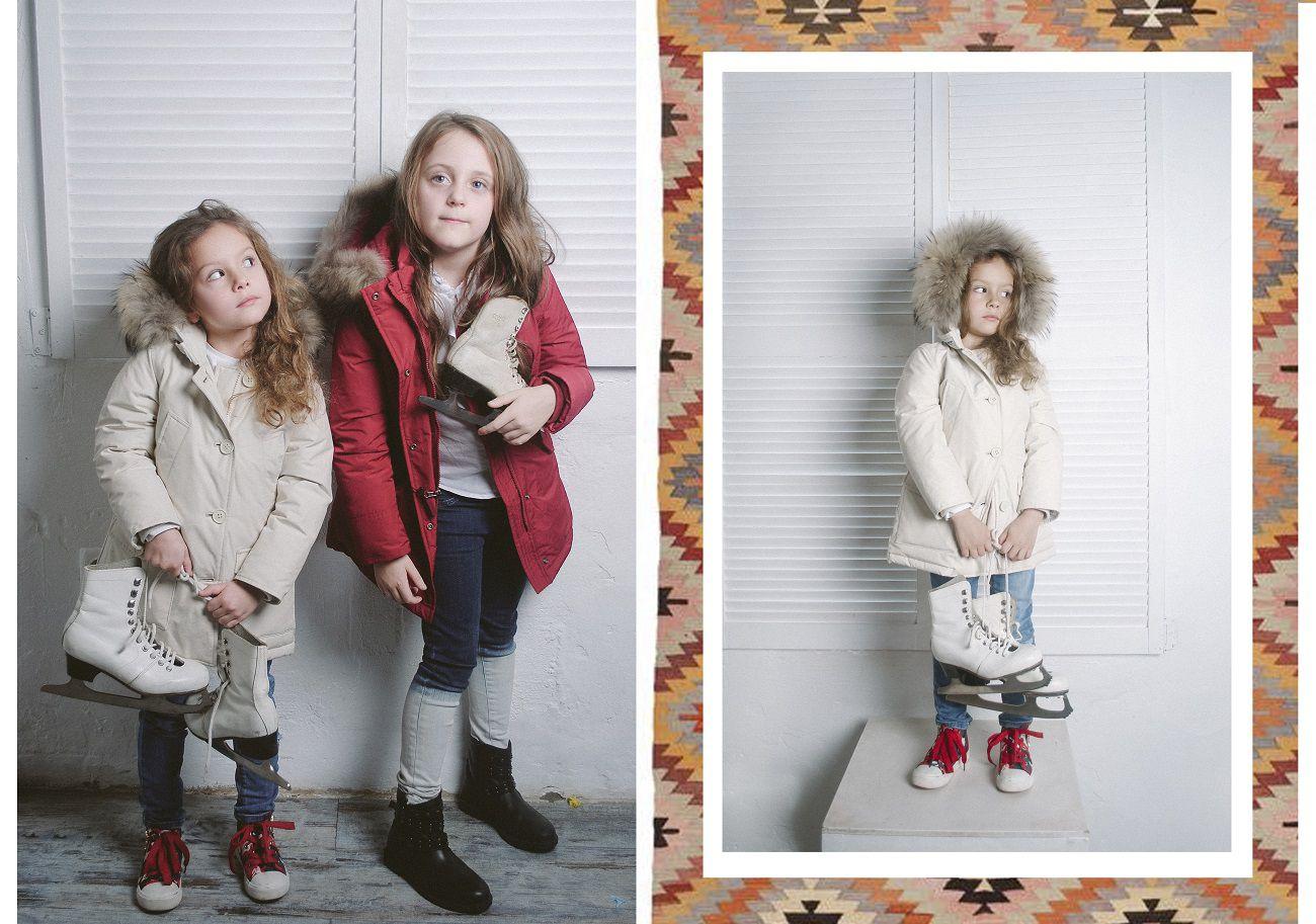 милые фото woolrich kids
