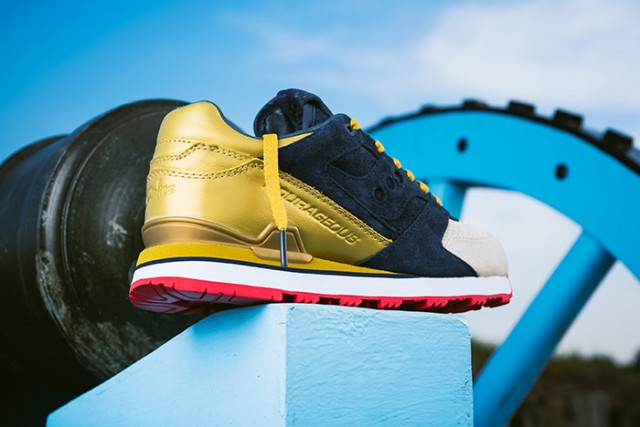Saucony & Sneaker Politics - серия Jackson