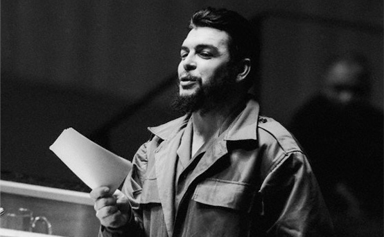 Che Guevara and Belstaff