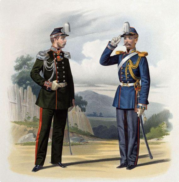 кепки в армии