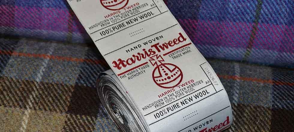 label-harris-tweed