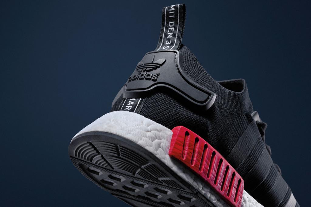 Новая модель Adidas Originals NMD