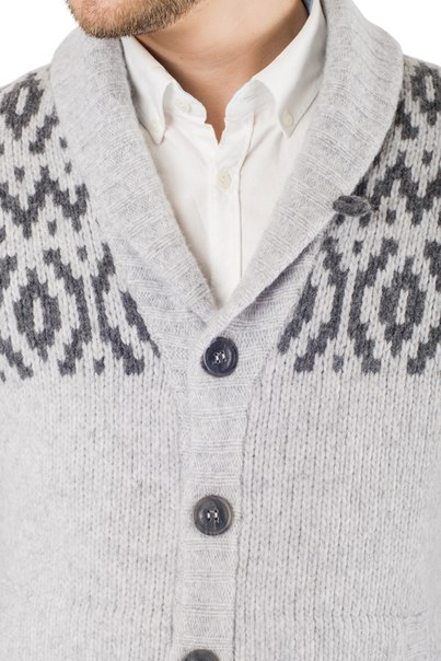 shawl-collar-man