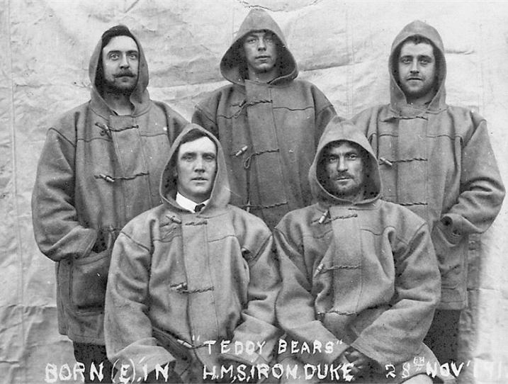 Duffel Coat IRON DUKE 1919