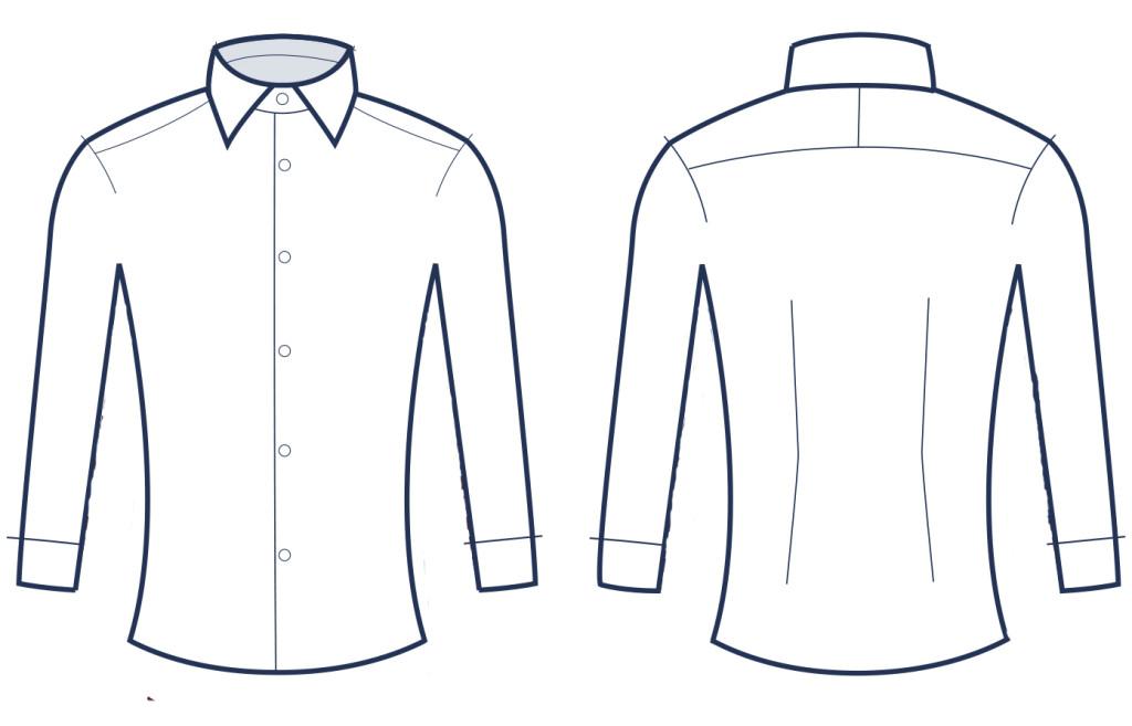 Shirt_classic collar_ESF