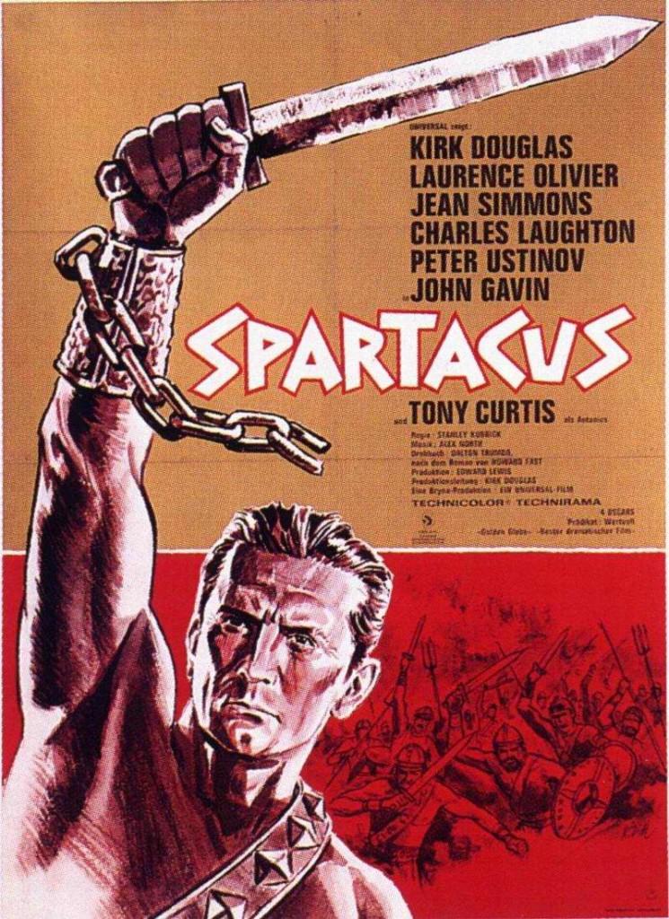 Spartacus-poster