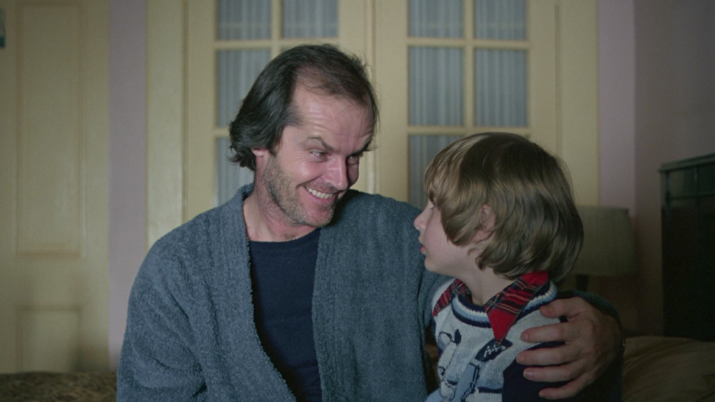 The Shining-father-son