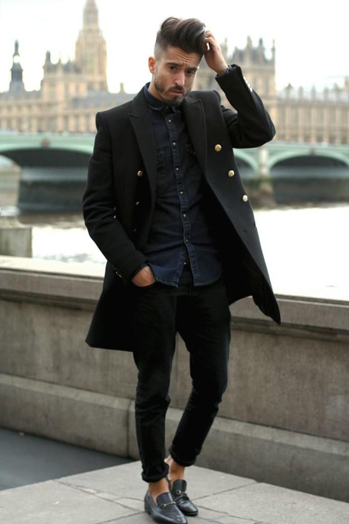 black-overcoat-navy-denim-shirt-black-jeans-black-loafers-original-5775